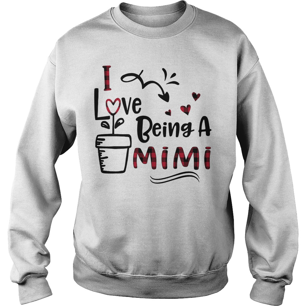 I Love Being A Mimi Sweater