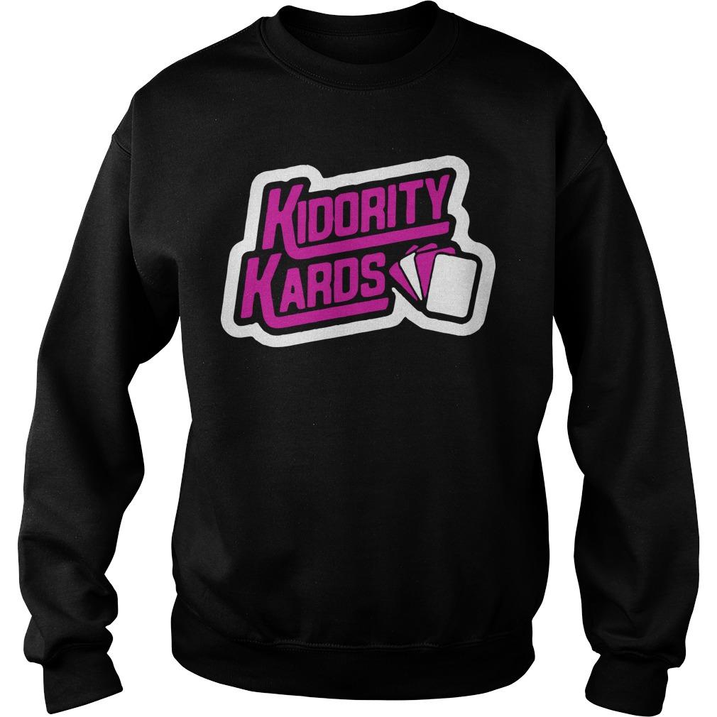 Kidority Kards Sweater