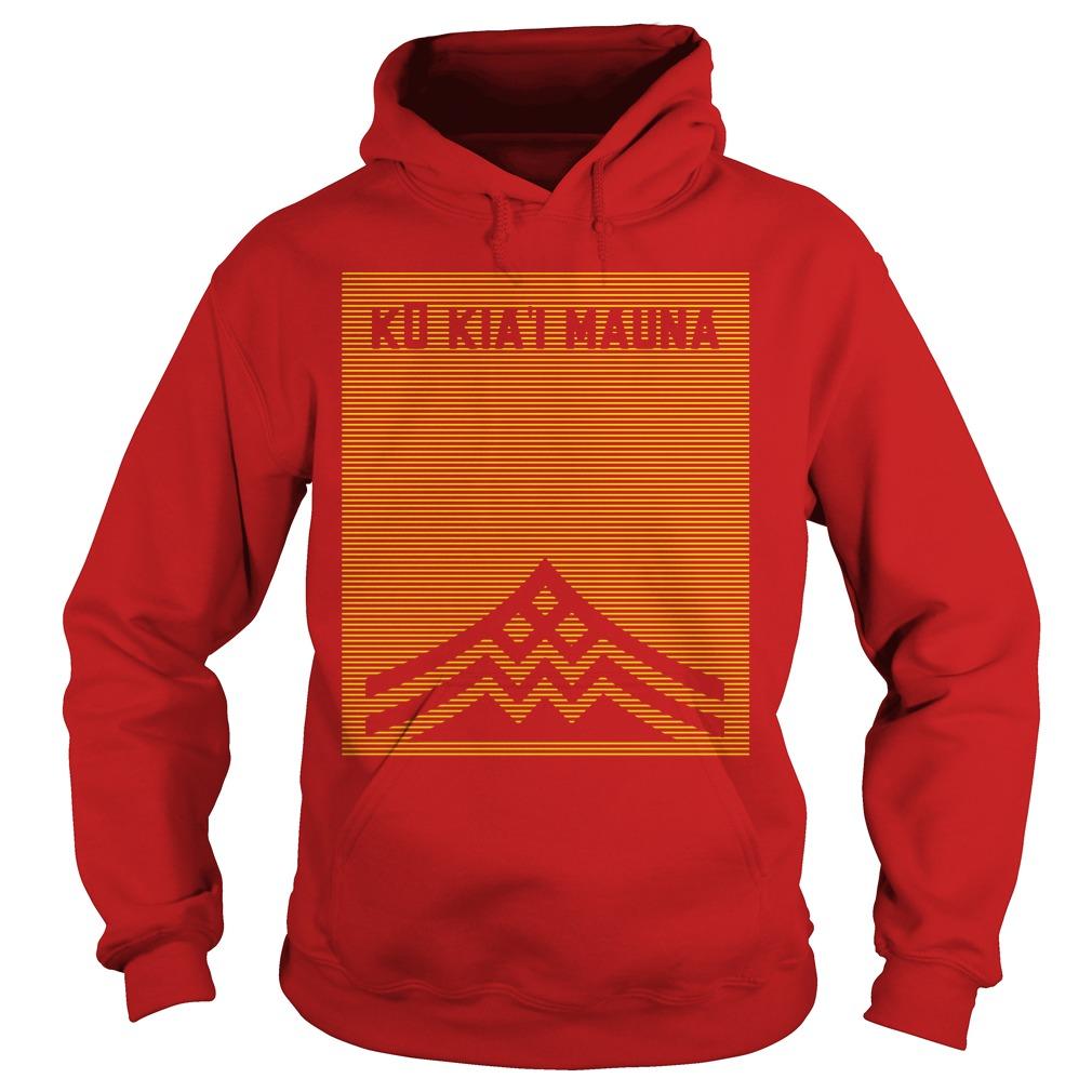 Ku Kiai Mauna Hoodie