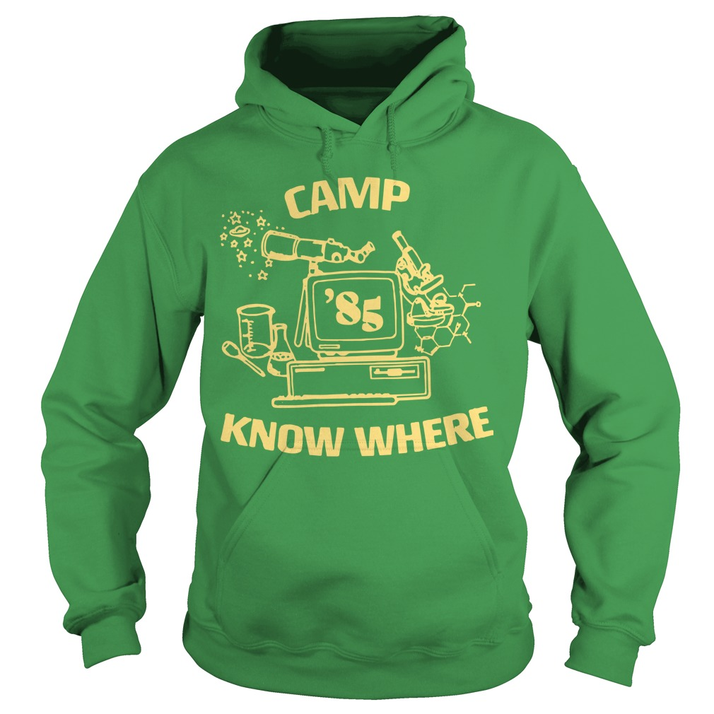 Levi's X Stranger Things Camp Know Where Hoodie