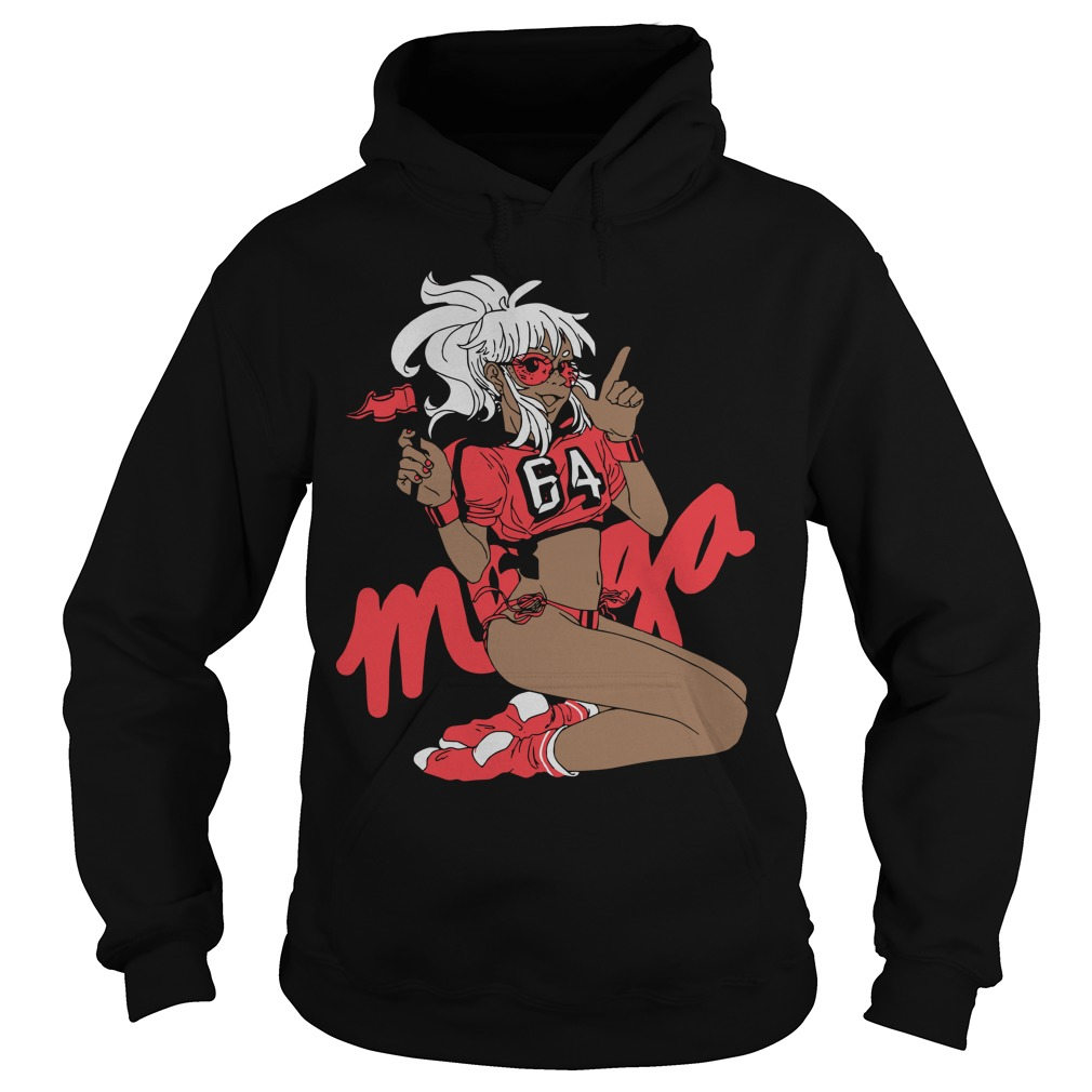 Ray Narvaez Jr Mega64 X Anime Trash Swag Team Hoodie