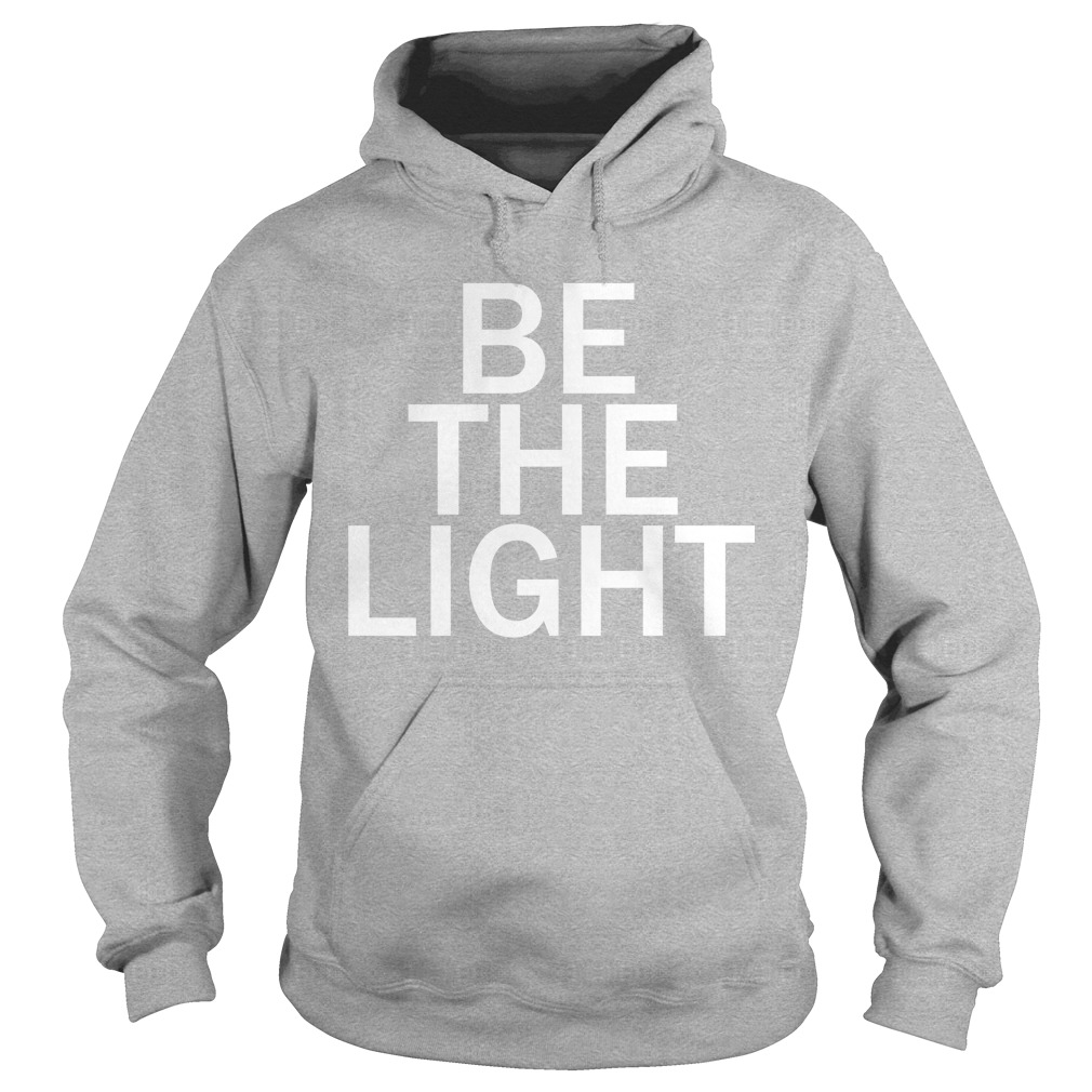 Ryan Knight Be The Light Hoodie