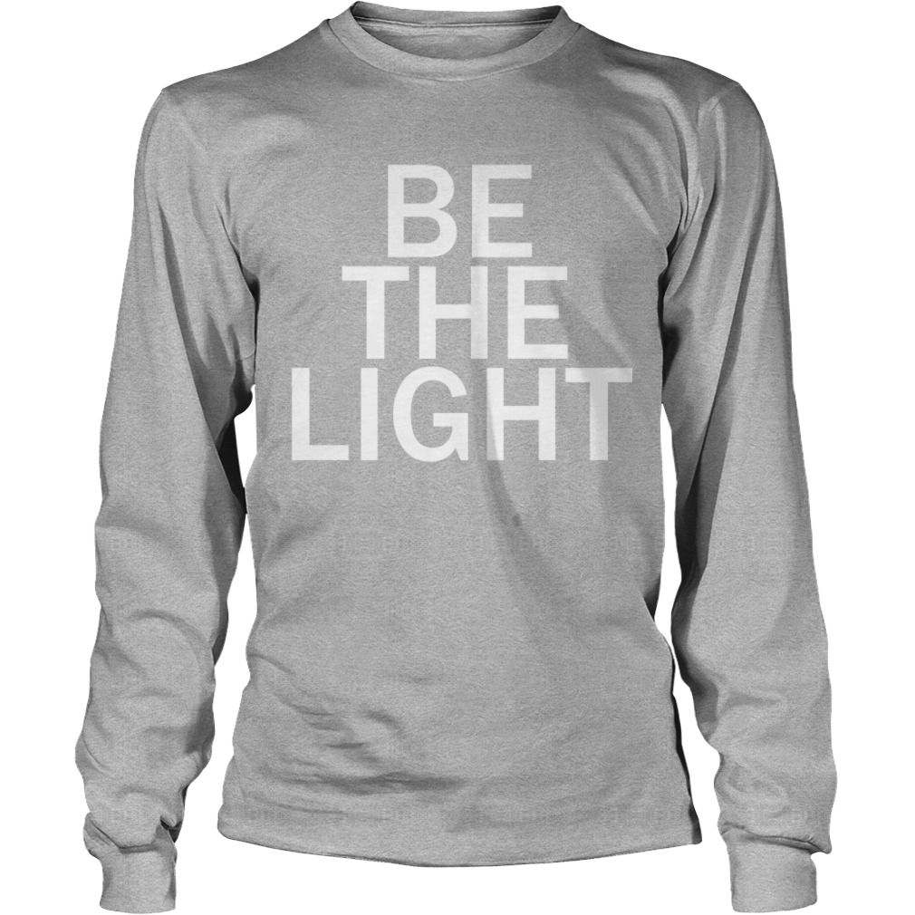 Ryan Knight Be The Light Longsleeve Tee