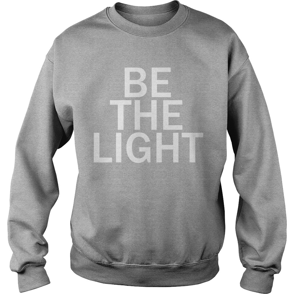 Ryan Knight Be The Light Sweater
