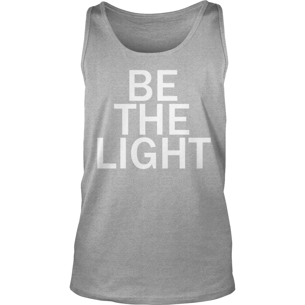 Ryan Knight Be The Light Tank Top