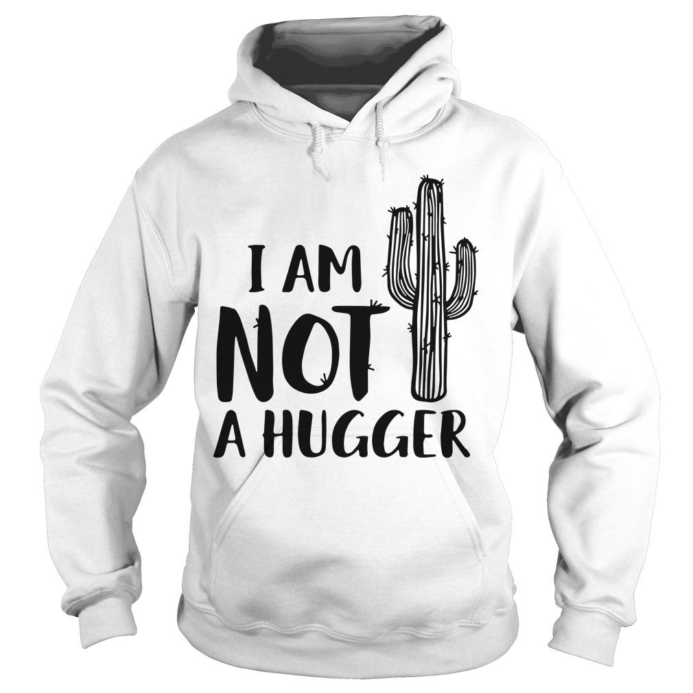 Social Worker I Am Not A Hugger Hoodie