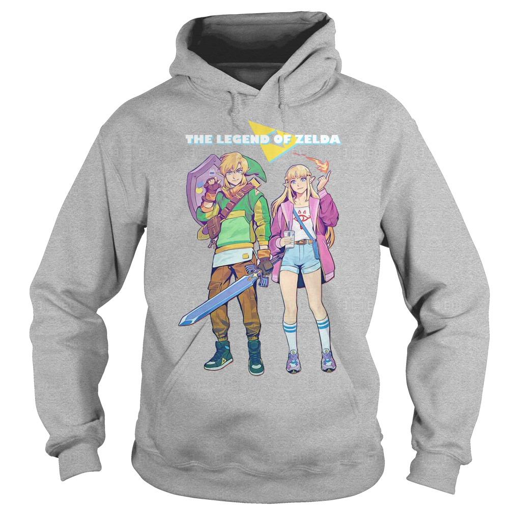 The Legend Of Zelda Hoodie
