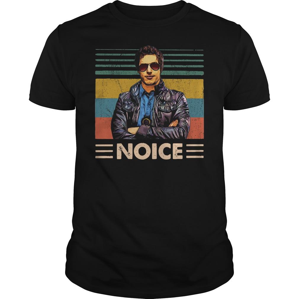 Vintage Jake Peralta Noice Shirt