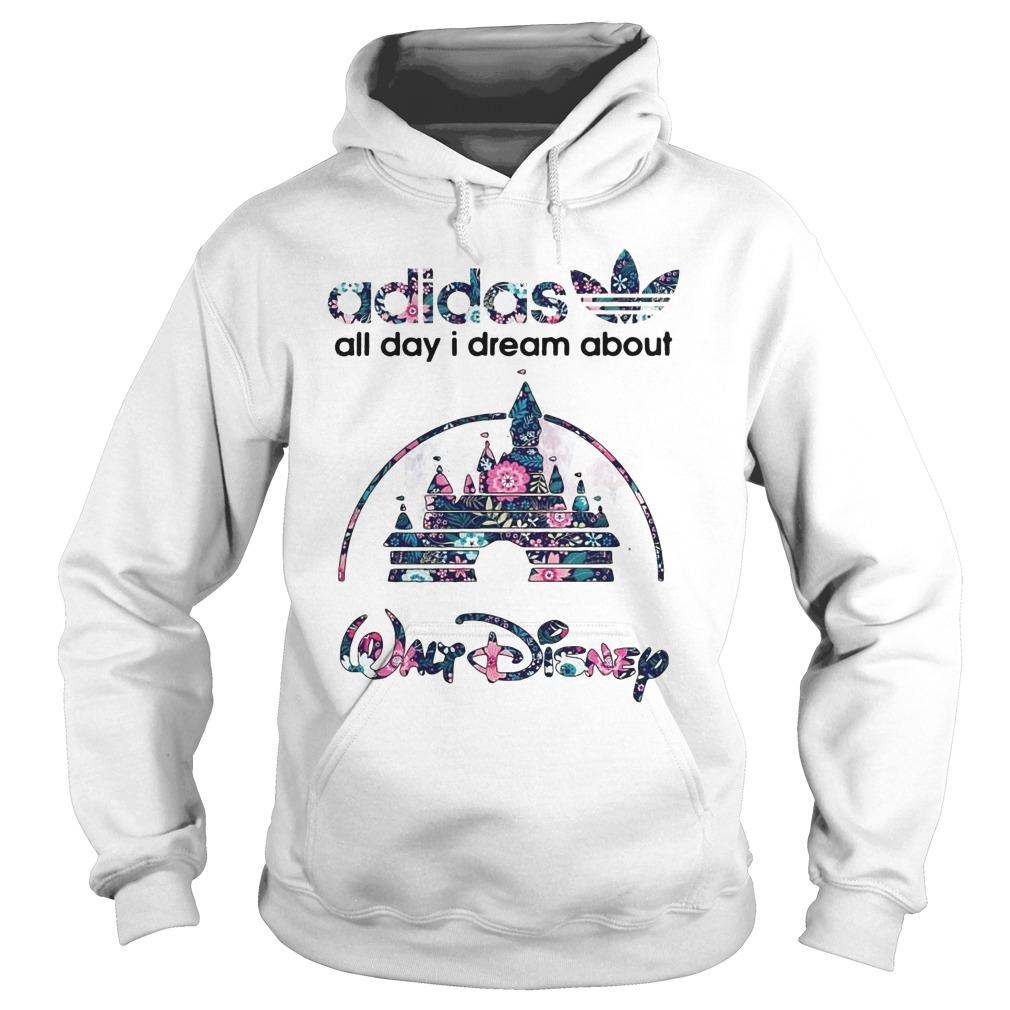Adidas All Day I Dream About Walt Disney Hoodie