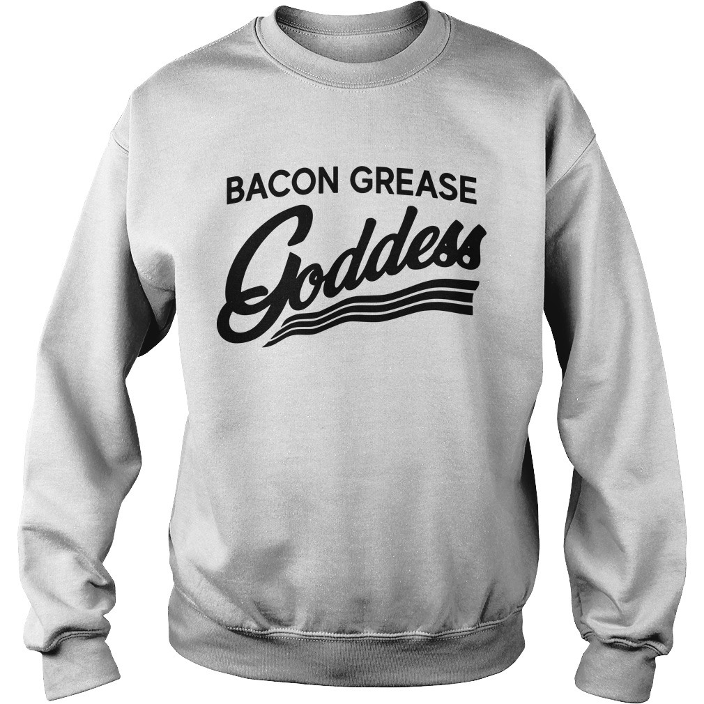 Bacon Grease Goddess Sweater