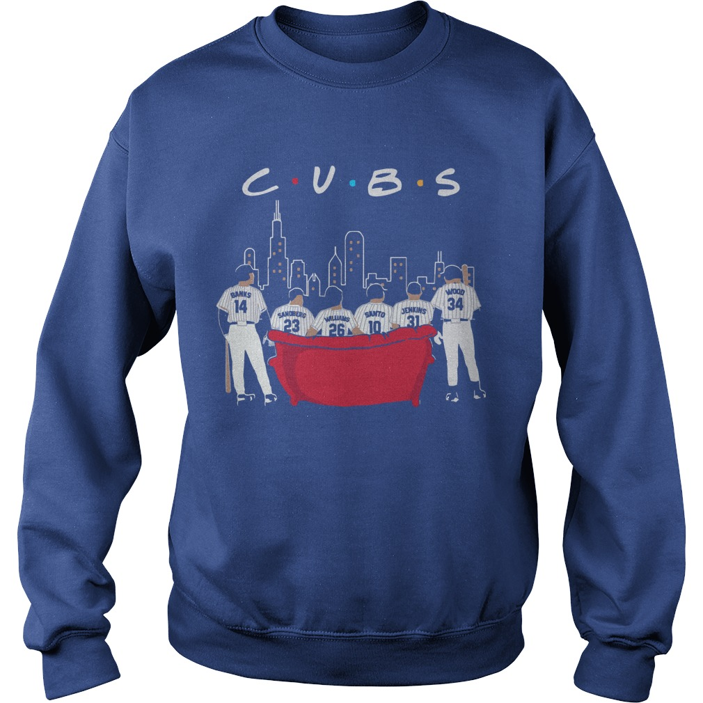 Cubs Sweater