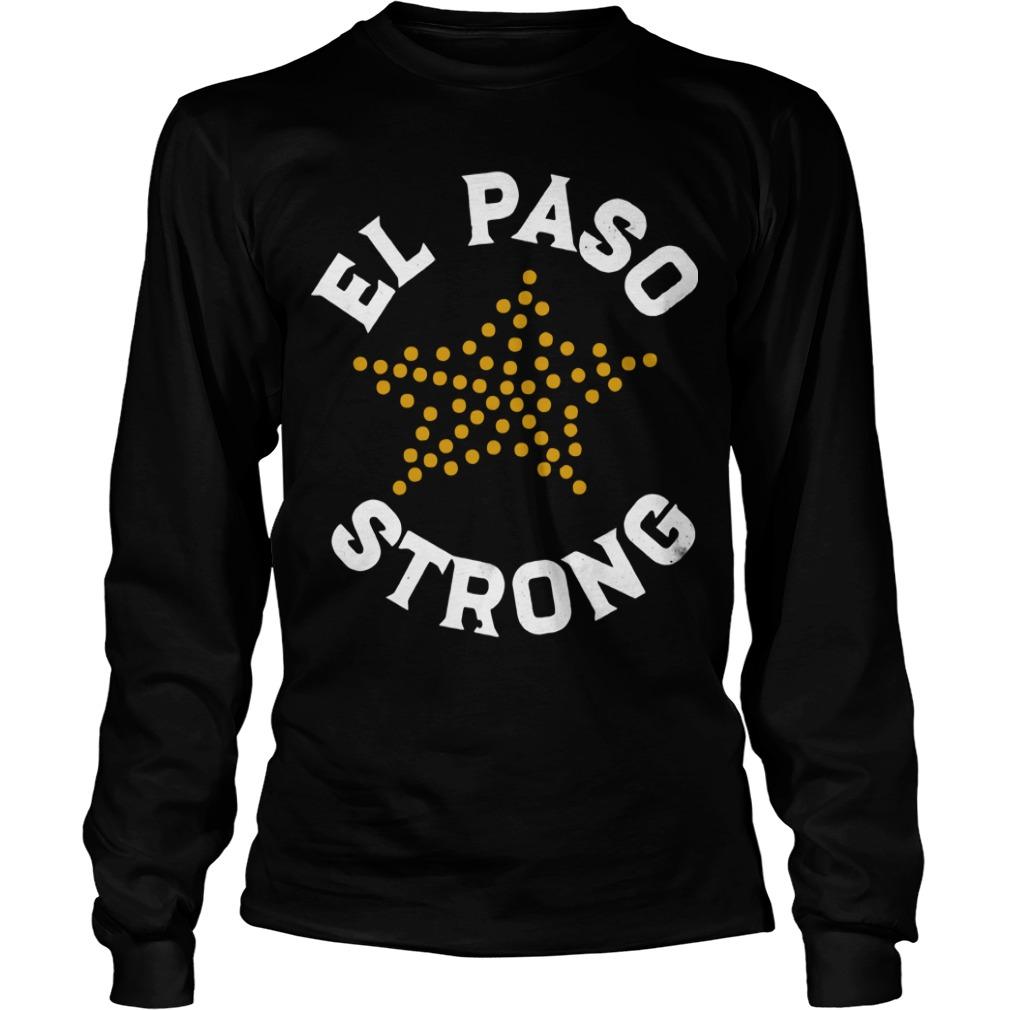 El Paso Strong Longsleeve Tee