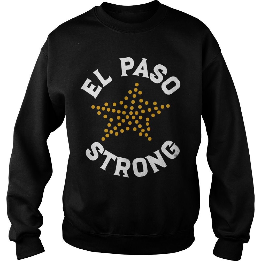El Paso Strong Sweater