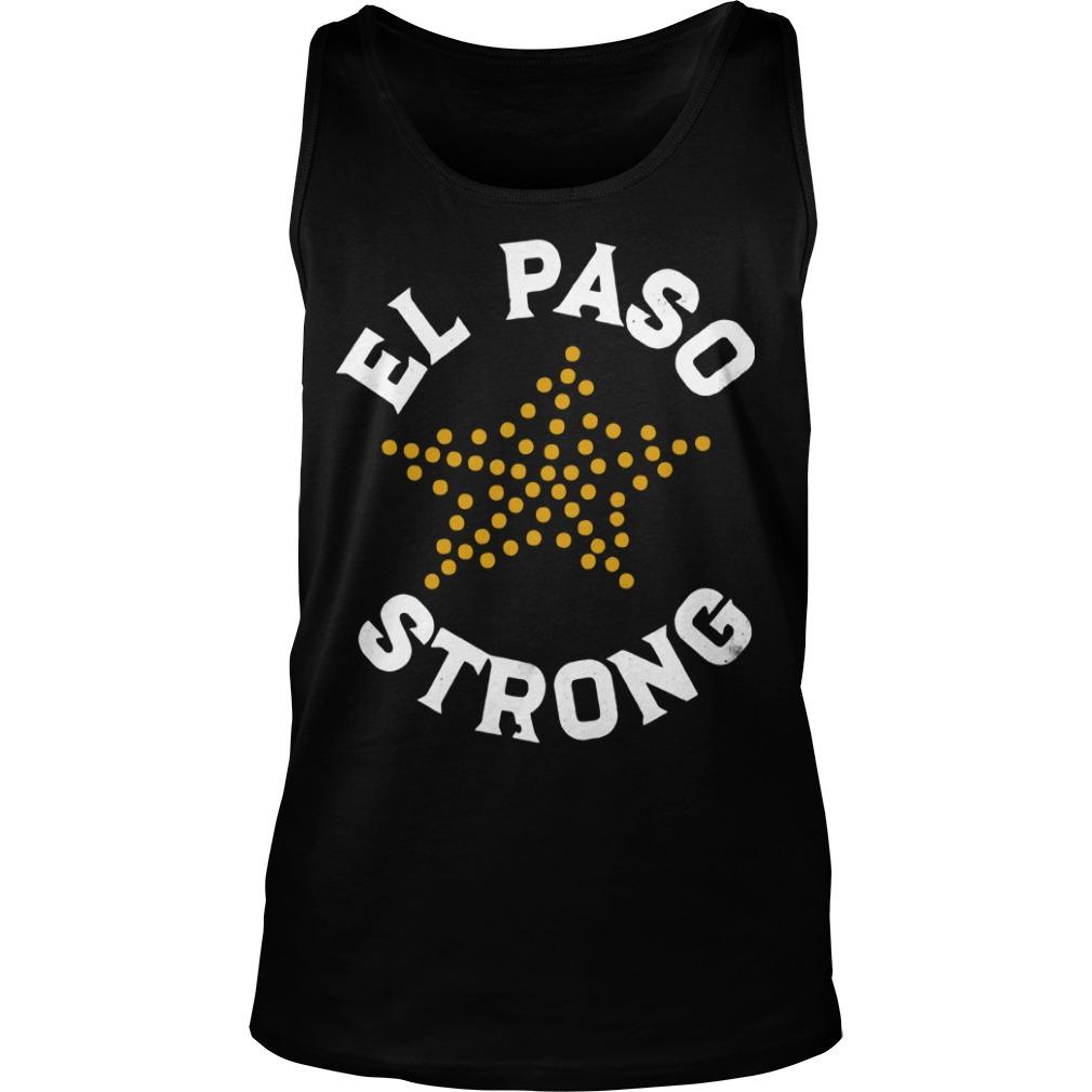 El Paso Strong Tank Top