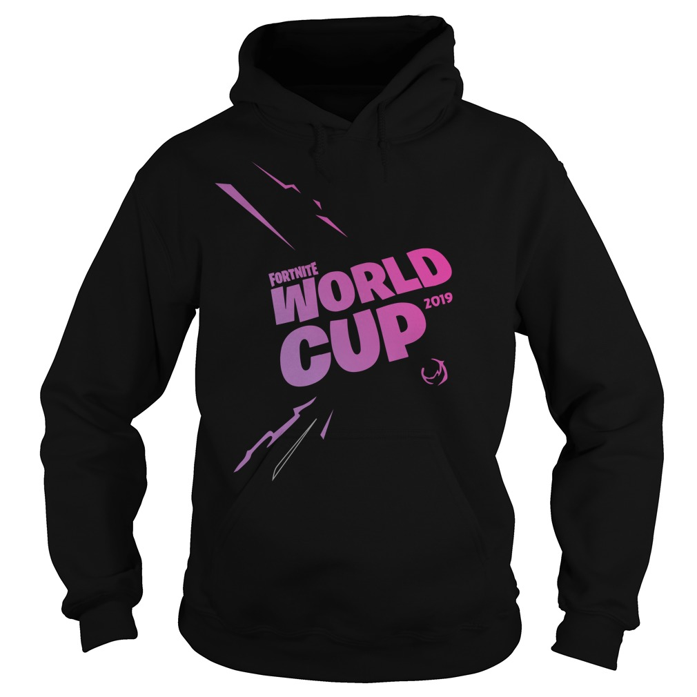 Fortnite World Cup 2019 Hoodie