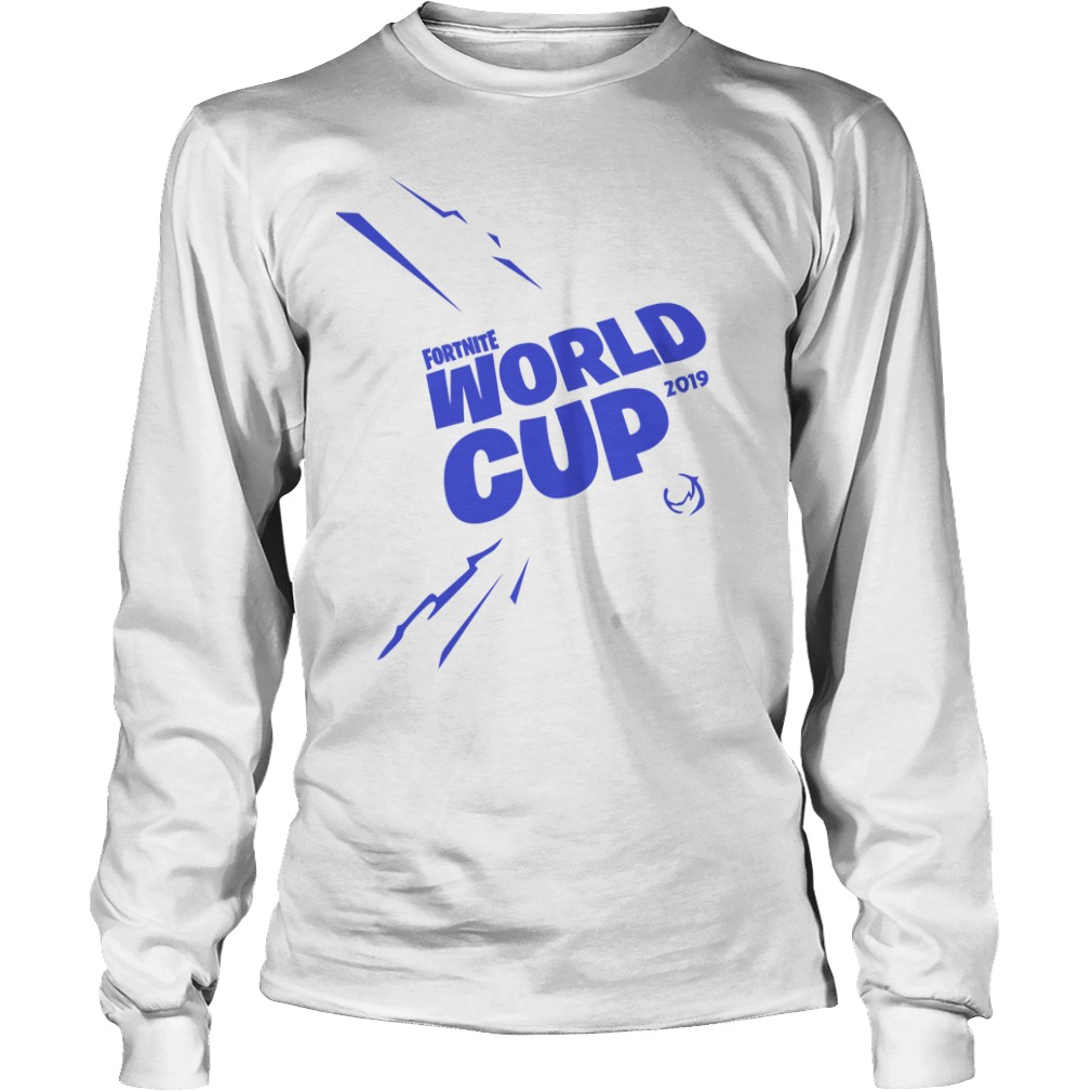 Fortnite World Cup Event Longsleeve Tee