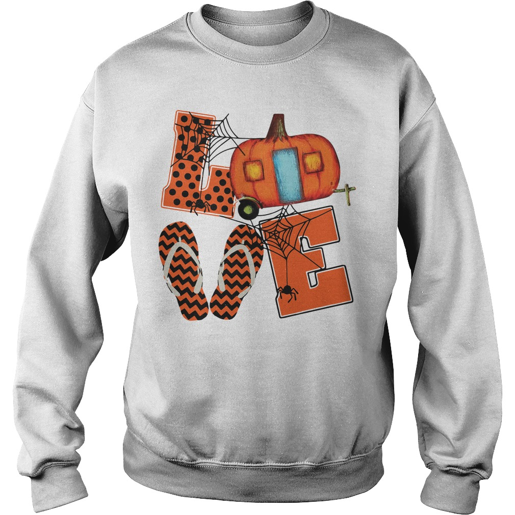 Halloween Pumpkin Love Sweaterhalloween Pumpkin Love Sweater