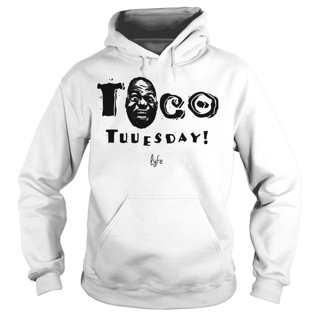 Lebron James Taco Tuesday Hoodie