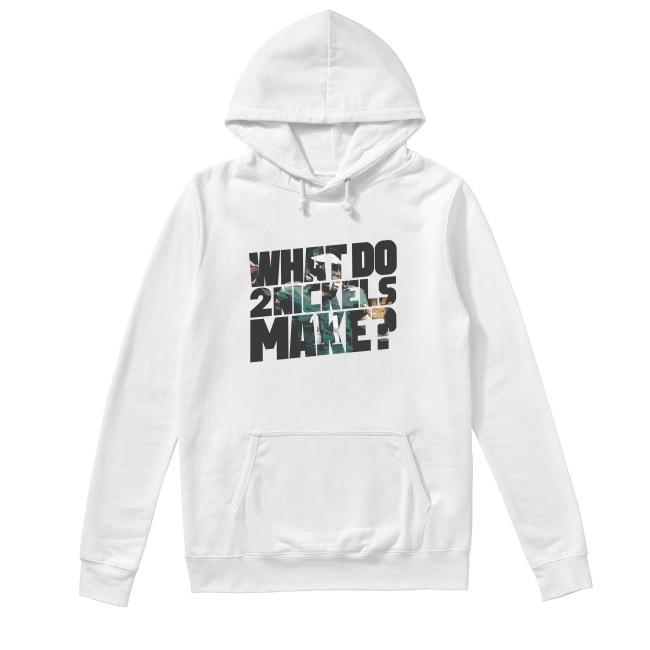 DSGN Tree Fly Eagles Fly What Do 2 Nickels Make Hoodie