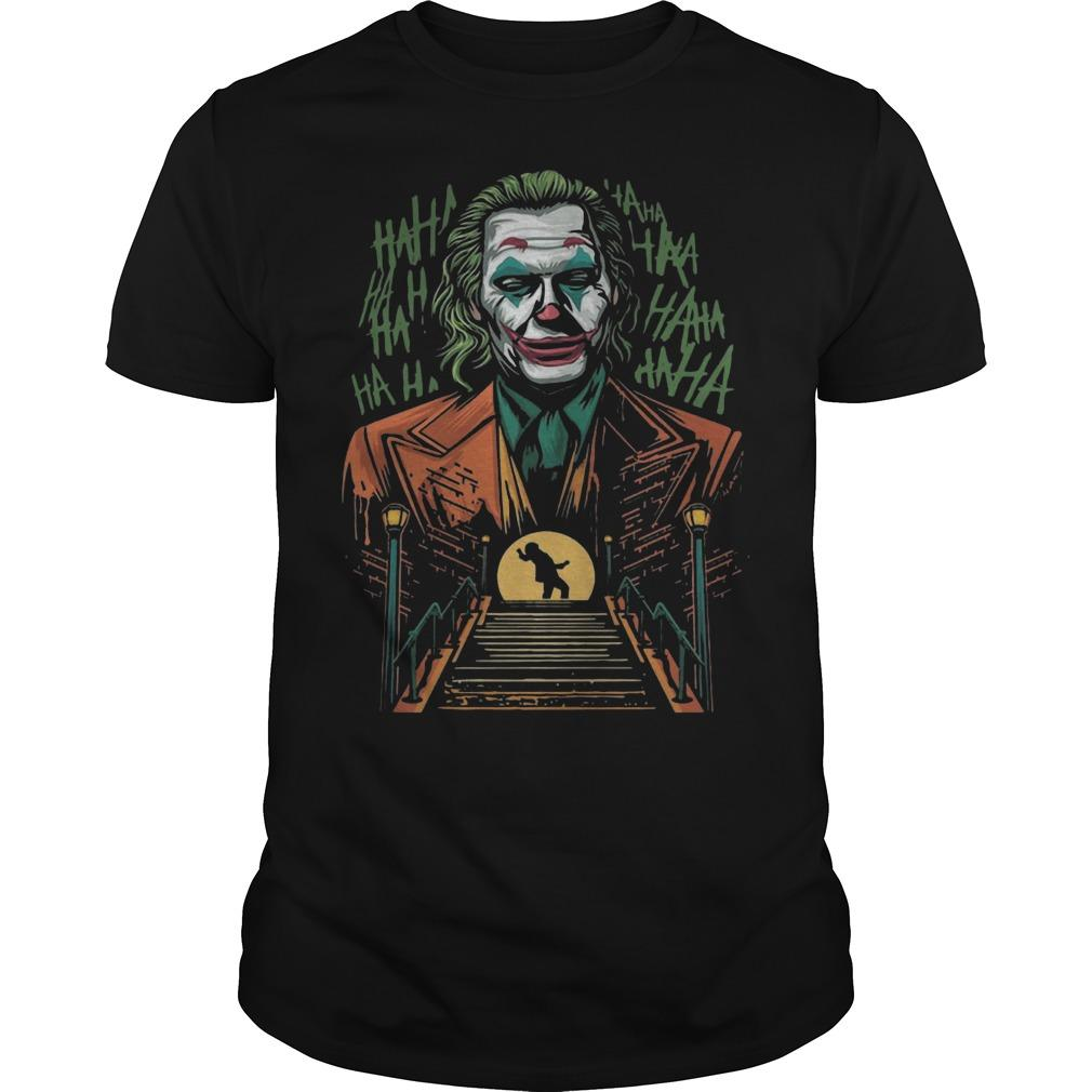 Joker Joaquin Phoenix The Reborn Shirt
