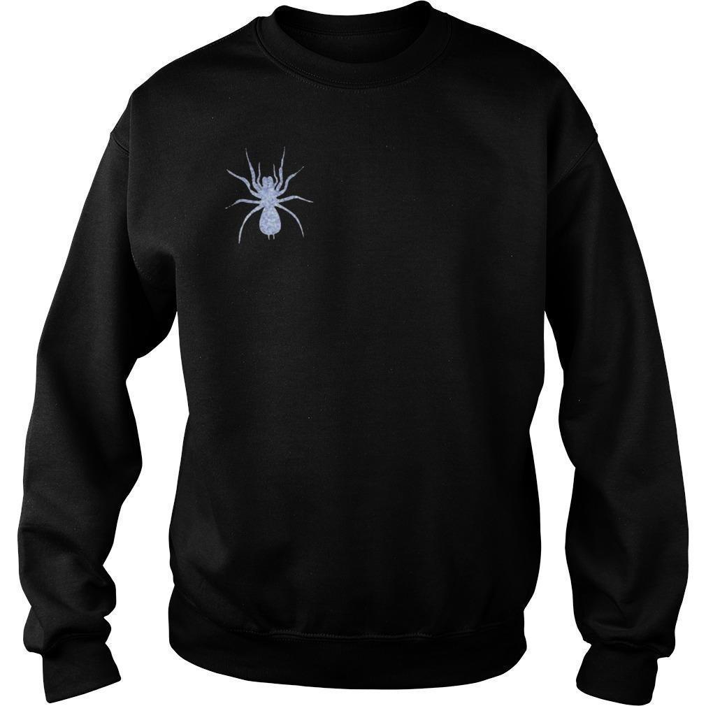 Lady Hale Spider Brooch T Sweater