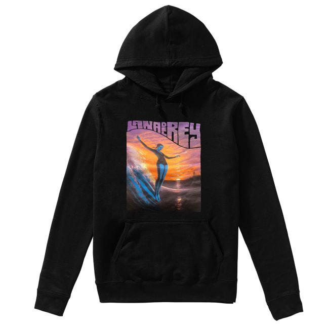 Lana Del Rey Pop Up Shop Hoodie