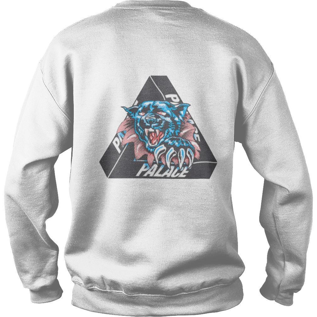 Palace Ripped T Sweater