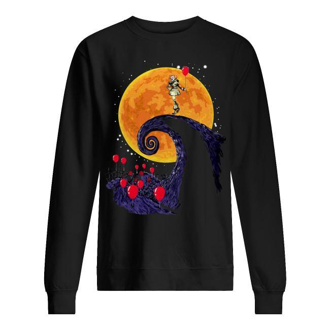 Pennywise The Nightmare Before Christmas Sweater