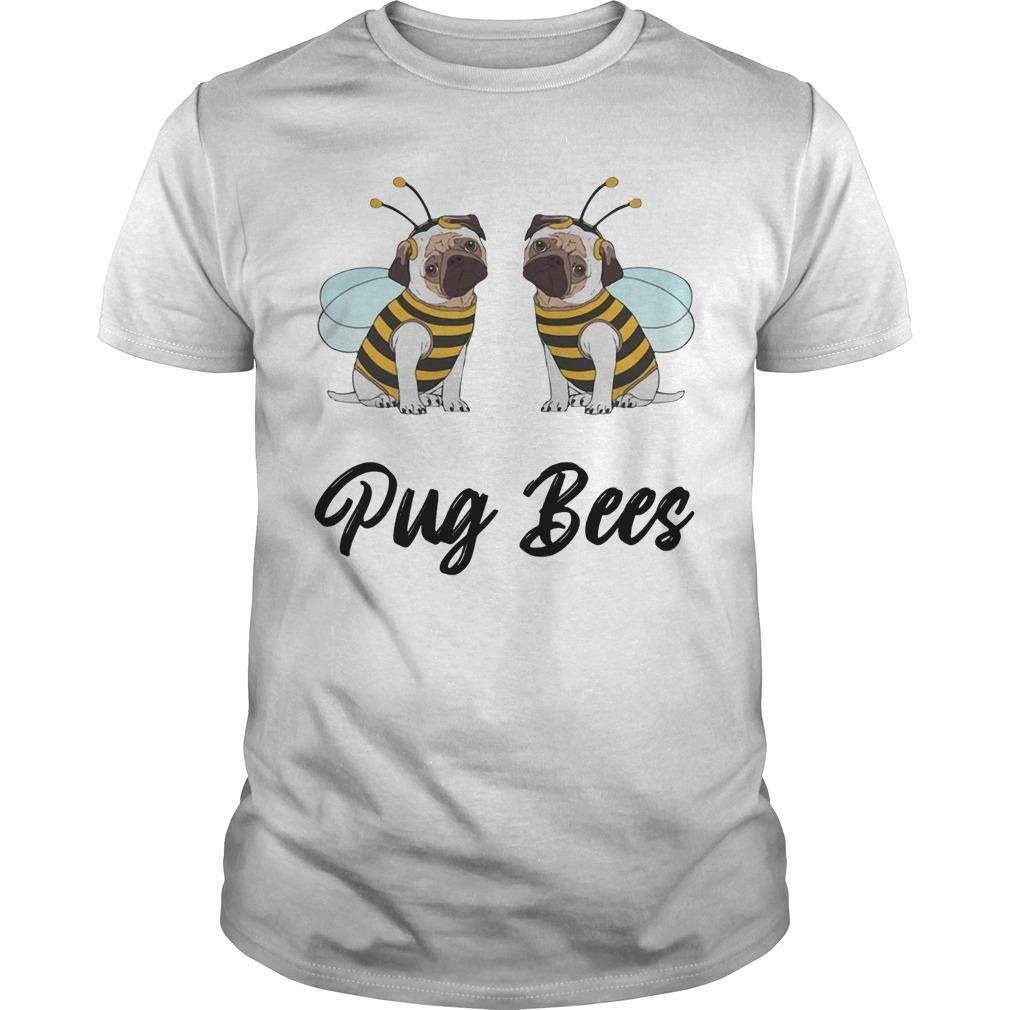 Pug Bees Shirt