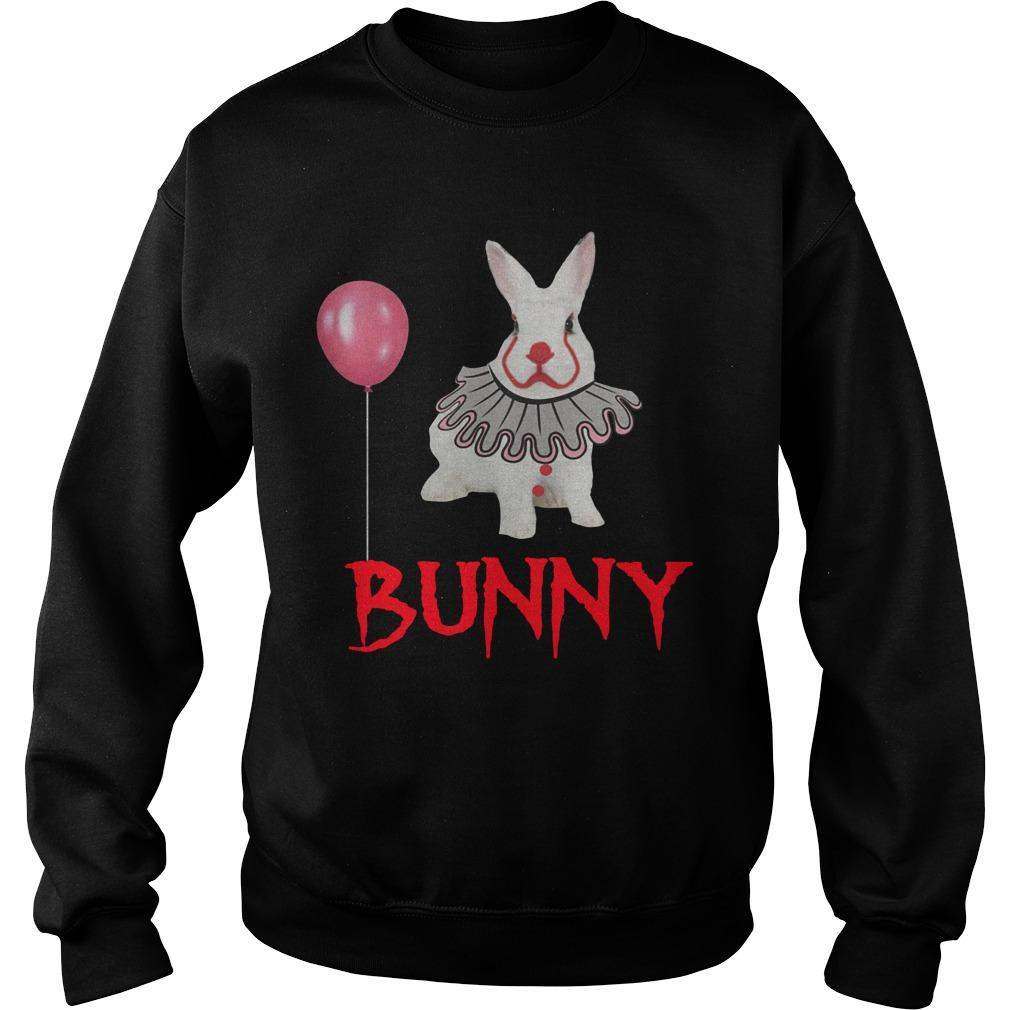 Rabbit Pennywise Bunny Sweater