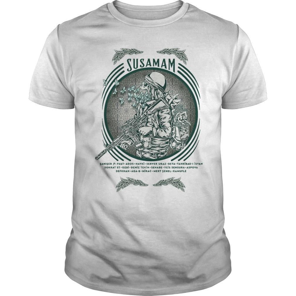 Susamam T Shirt
