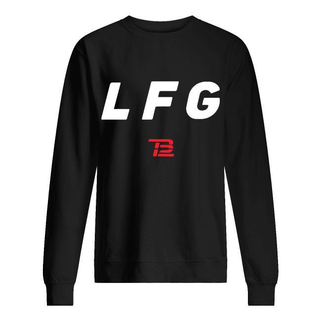 Tom Brady LFG Sweater
