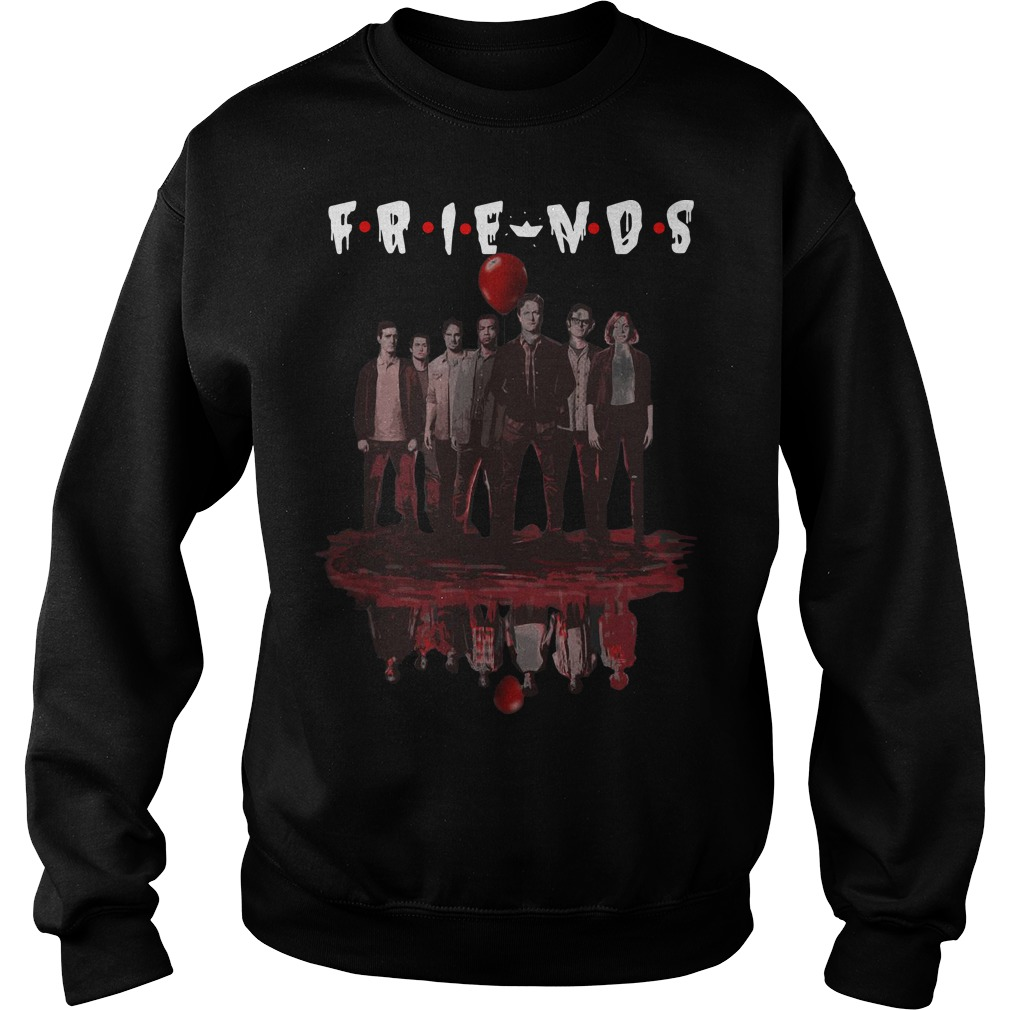 Water Reflection It Chapter Two Characters Friends Sweater