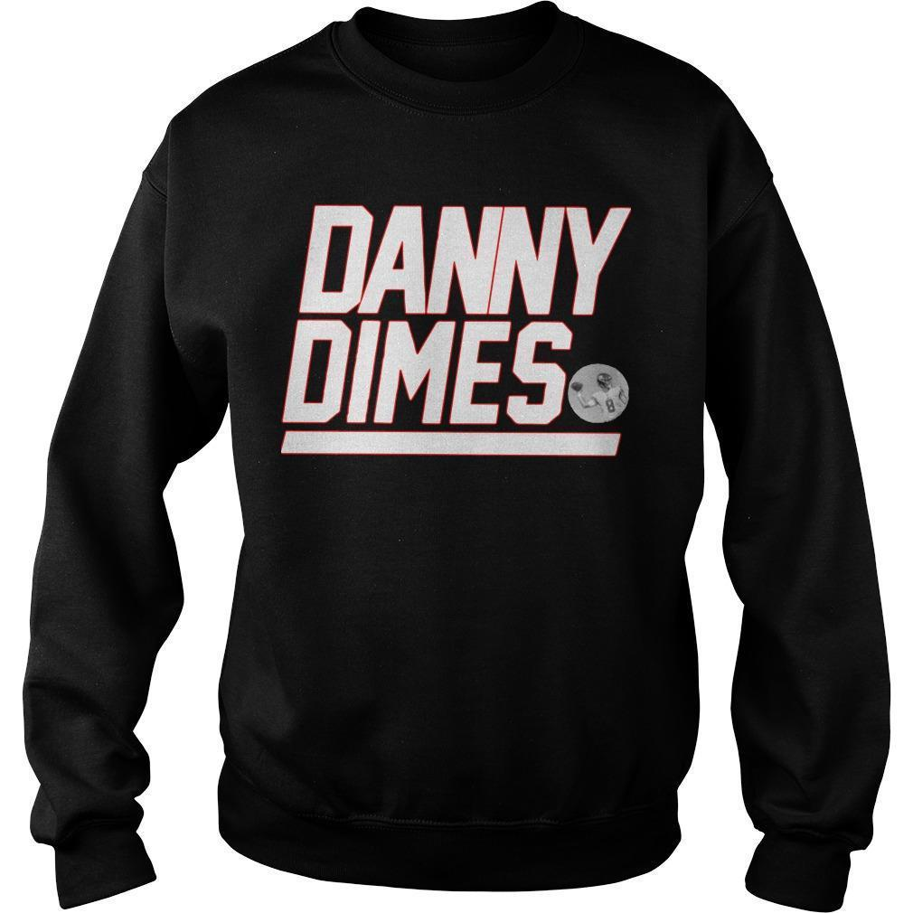 Danny Dimes Ny Giants Sweater