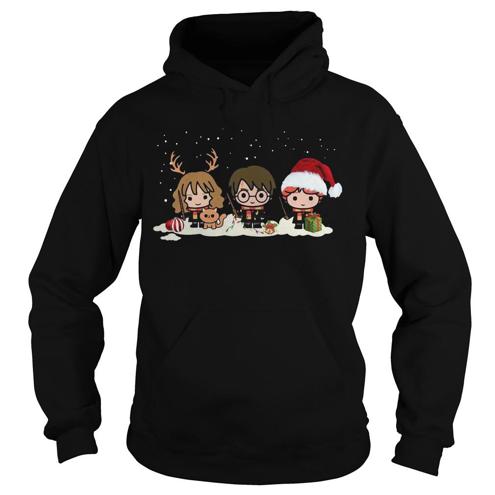 Harry Potter Characters Christmas Hoodie