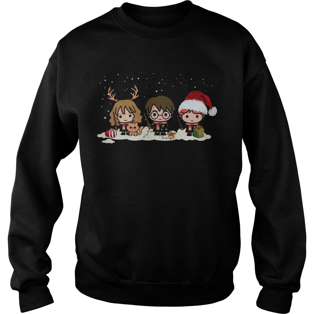 Harry Potter Characters Christmas Sweater