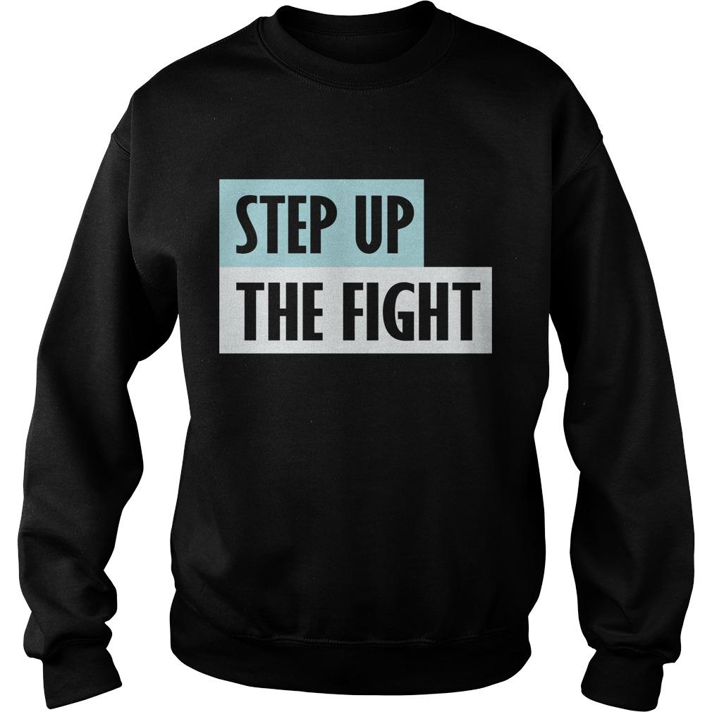 Natalie Portman Step Up The Fight Sweater