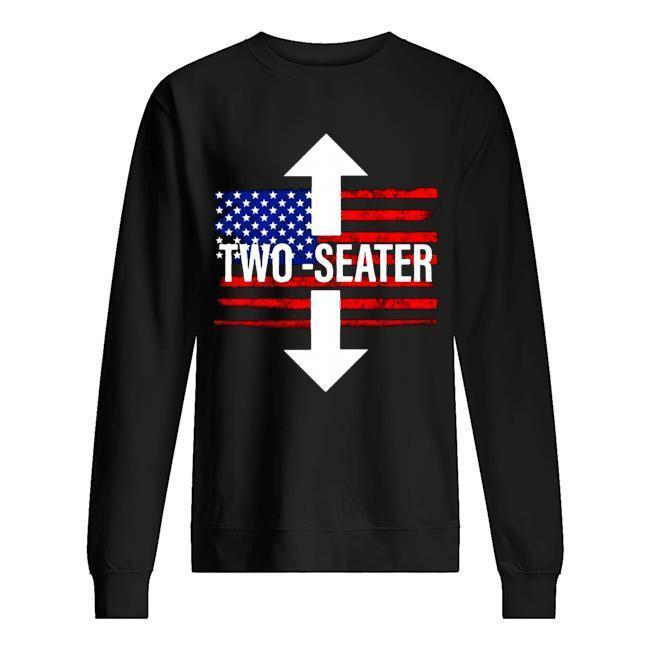 Trump Rally United States Two Seater Sweater