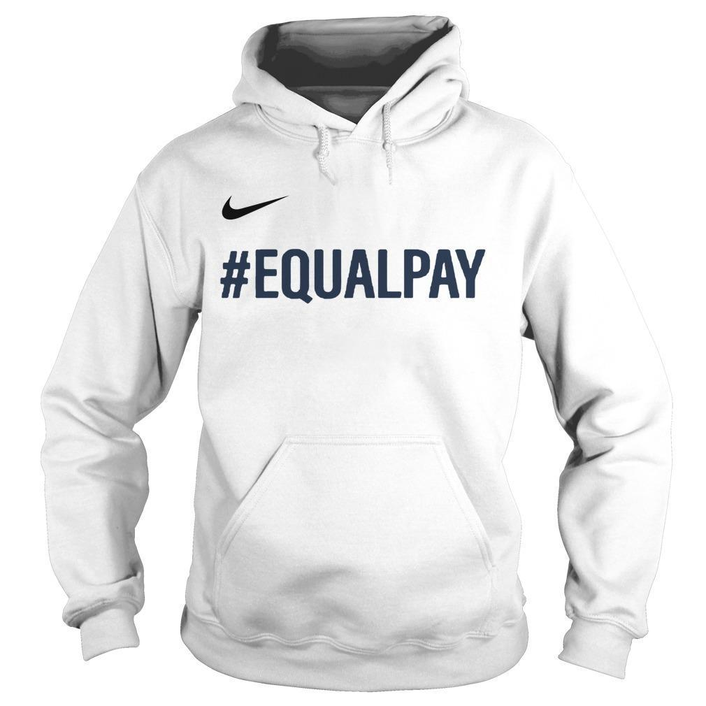 Vermont Girls' Team #equalpay Hoodie