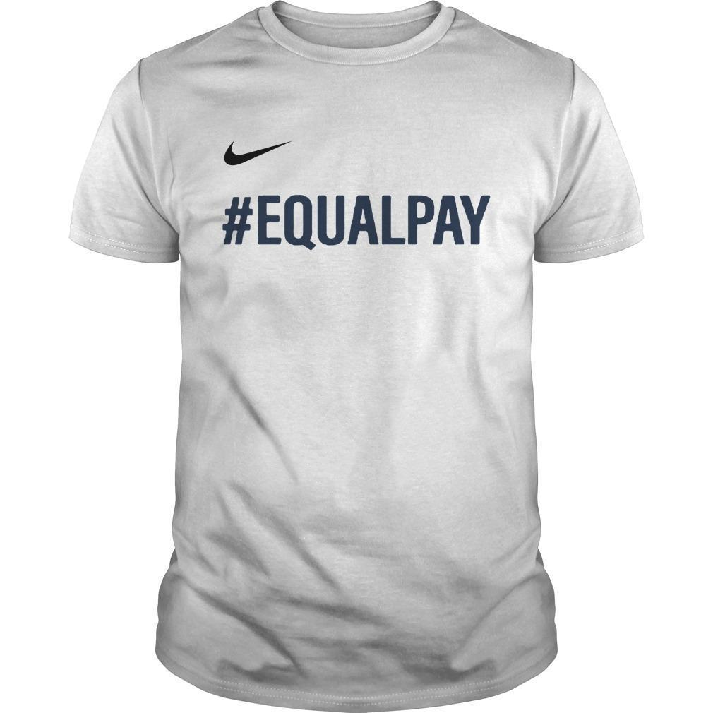 Vermont Girls' Team #equalpay Shirt