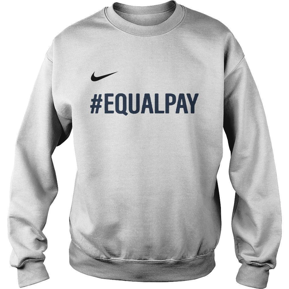 Vermont Girls' Team #equalpay Sweater