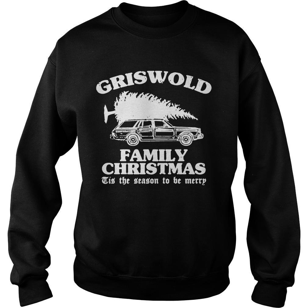 Griswold Family Christmas Sweater