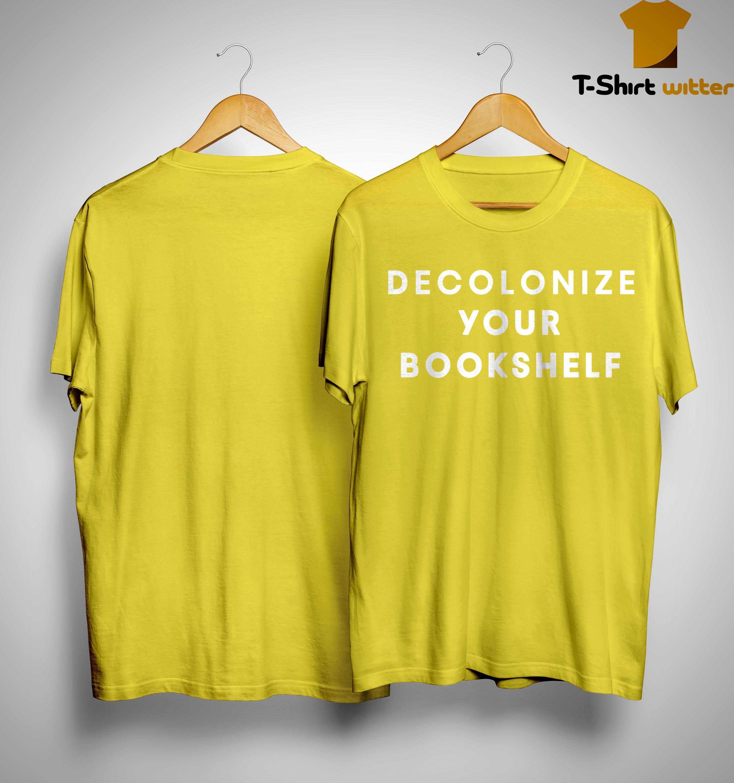 Jen Winston Decolonize Your Bookshelf Shirt