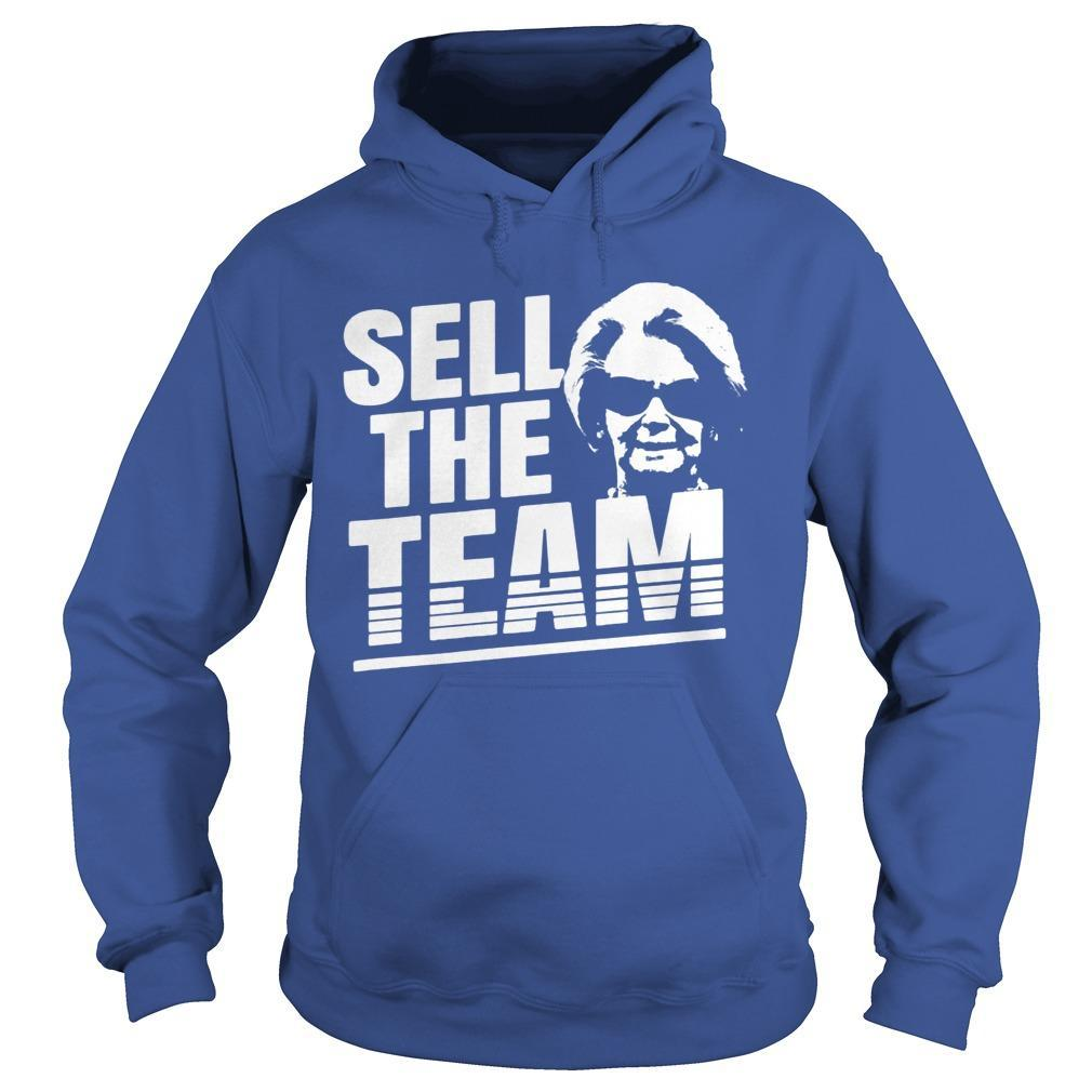 Martha Ford Sell The Team Hoodie
