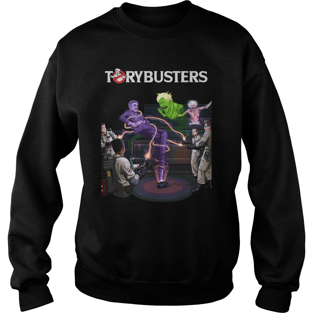 Torybusters Sweater