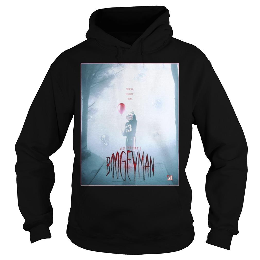 You'll Float Too New England's Boogeymen Hoodie