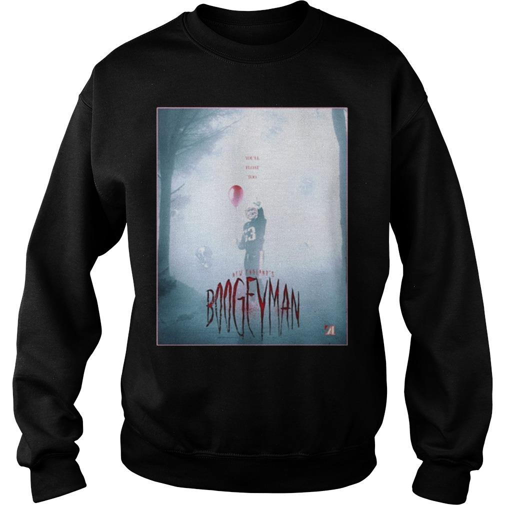 You'll Float Too New England's Boogeymen Sweater