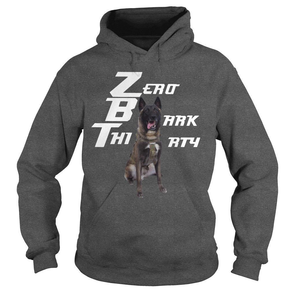 Zero Bark Thirty Hoodie