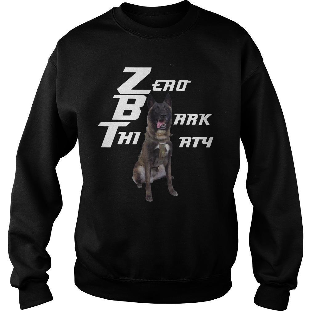 Zero Bark Thirty Sweater