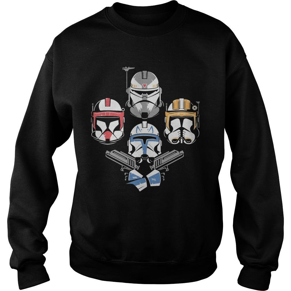 Clone Troopers Sweater